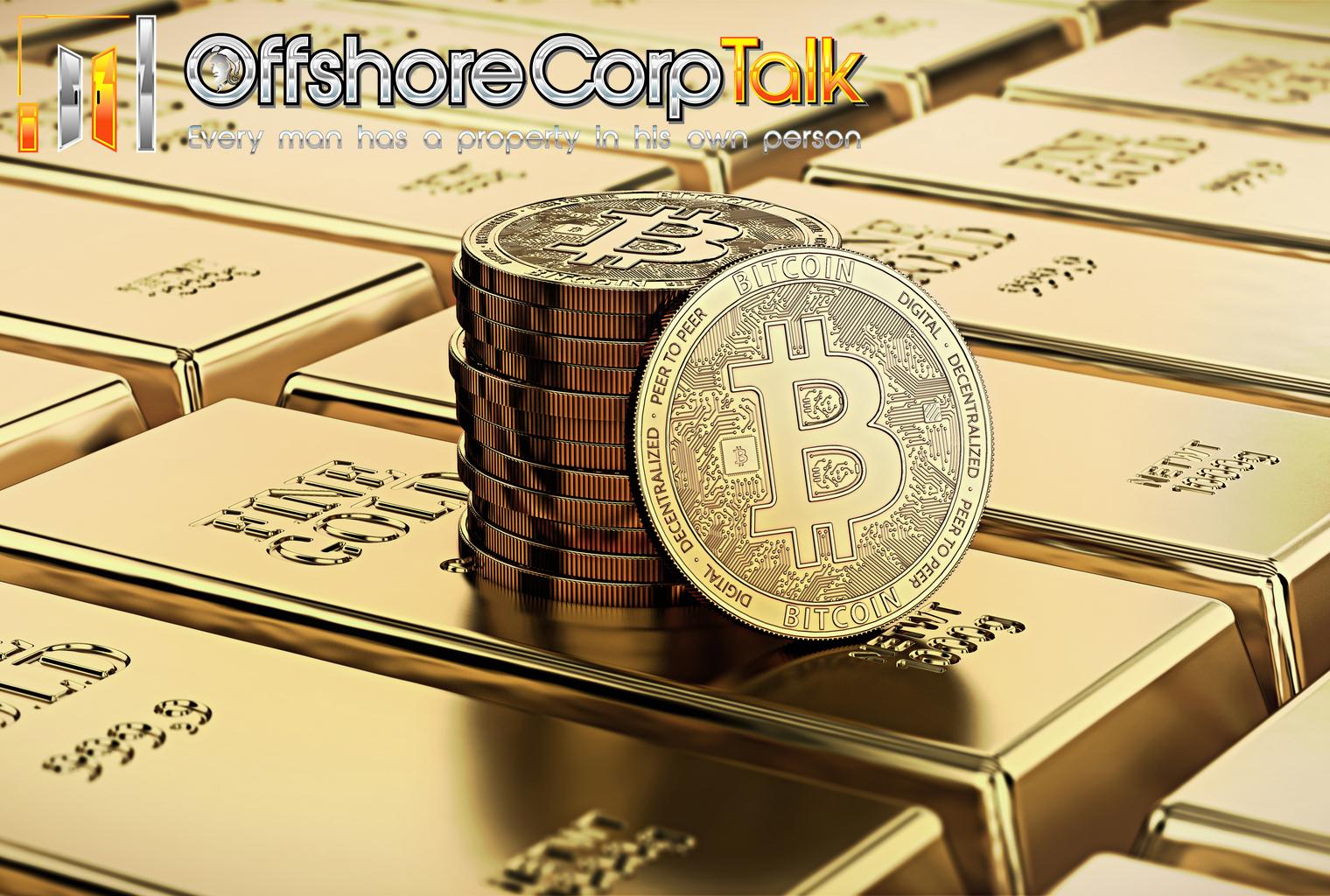 Buy Gold for Bitcoins - OffshoreCorpTalk