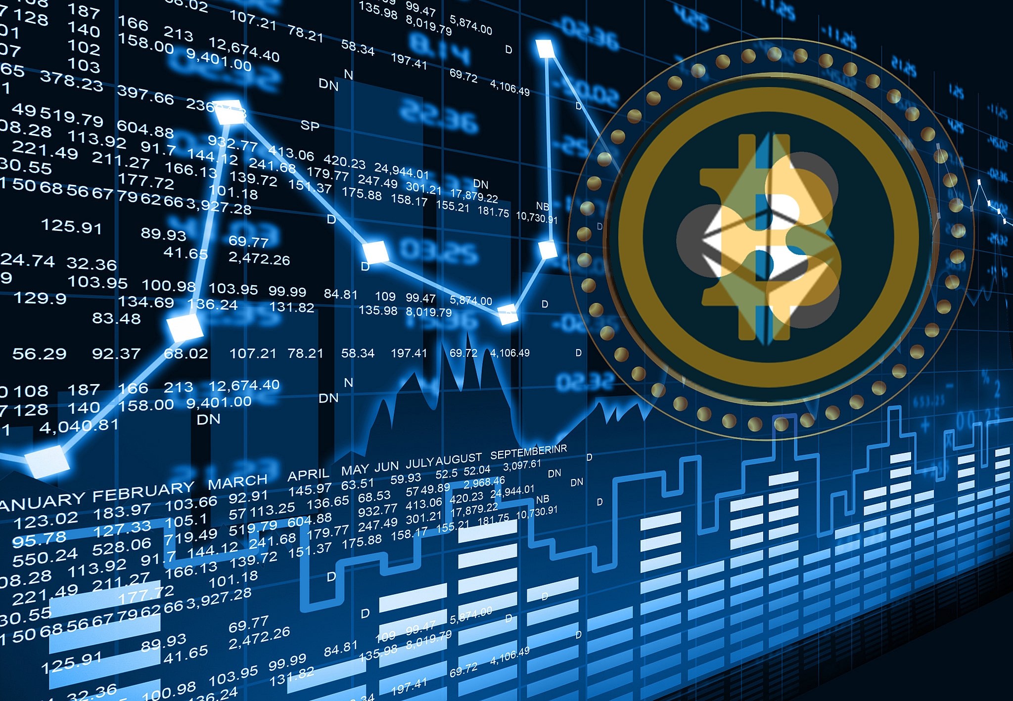 Cryptocurrency Exchange & Wallets