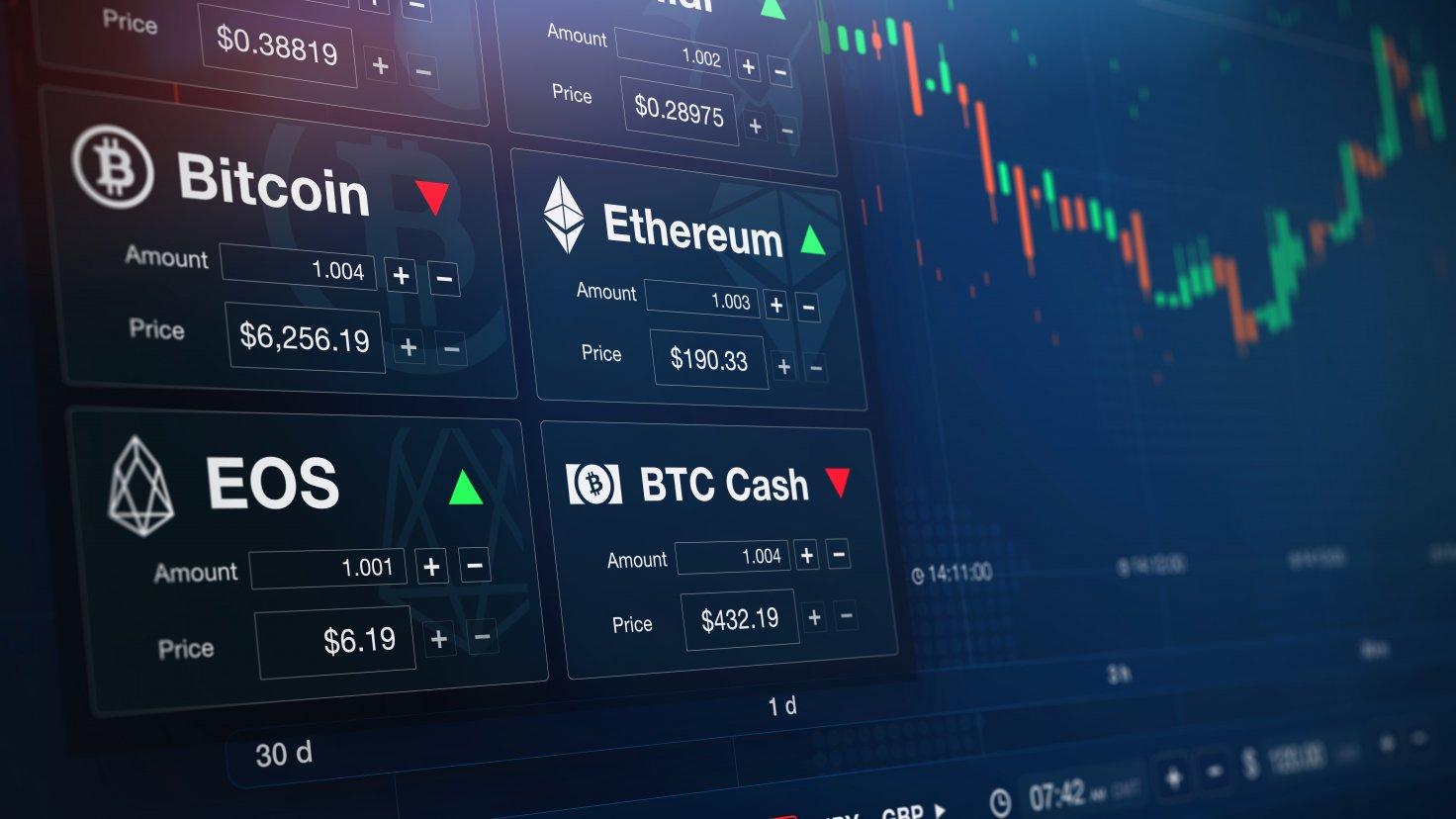 crypto exchange top 10