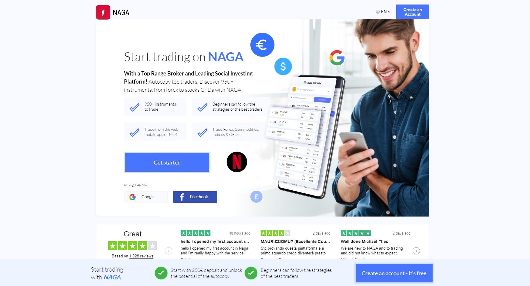 Naga Investment Broker