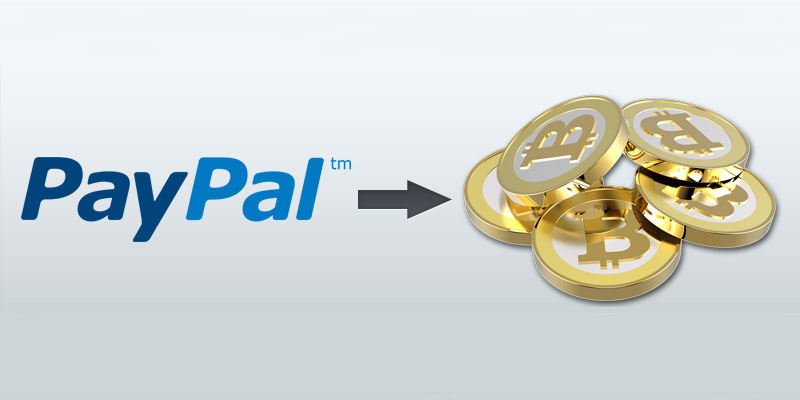 PayPal accepting bitcoin as funding prior to more expensive services.