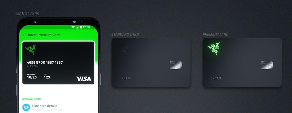Visa and Mastercard Prepaid Cards