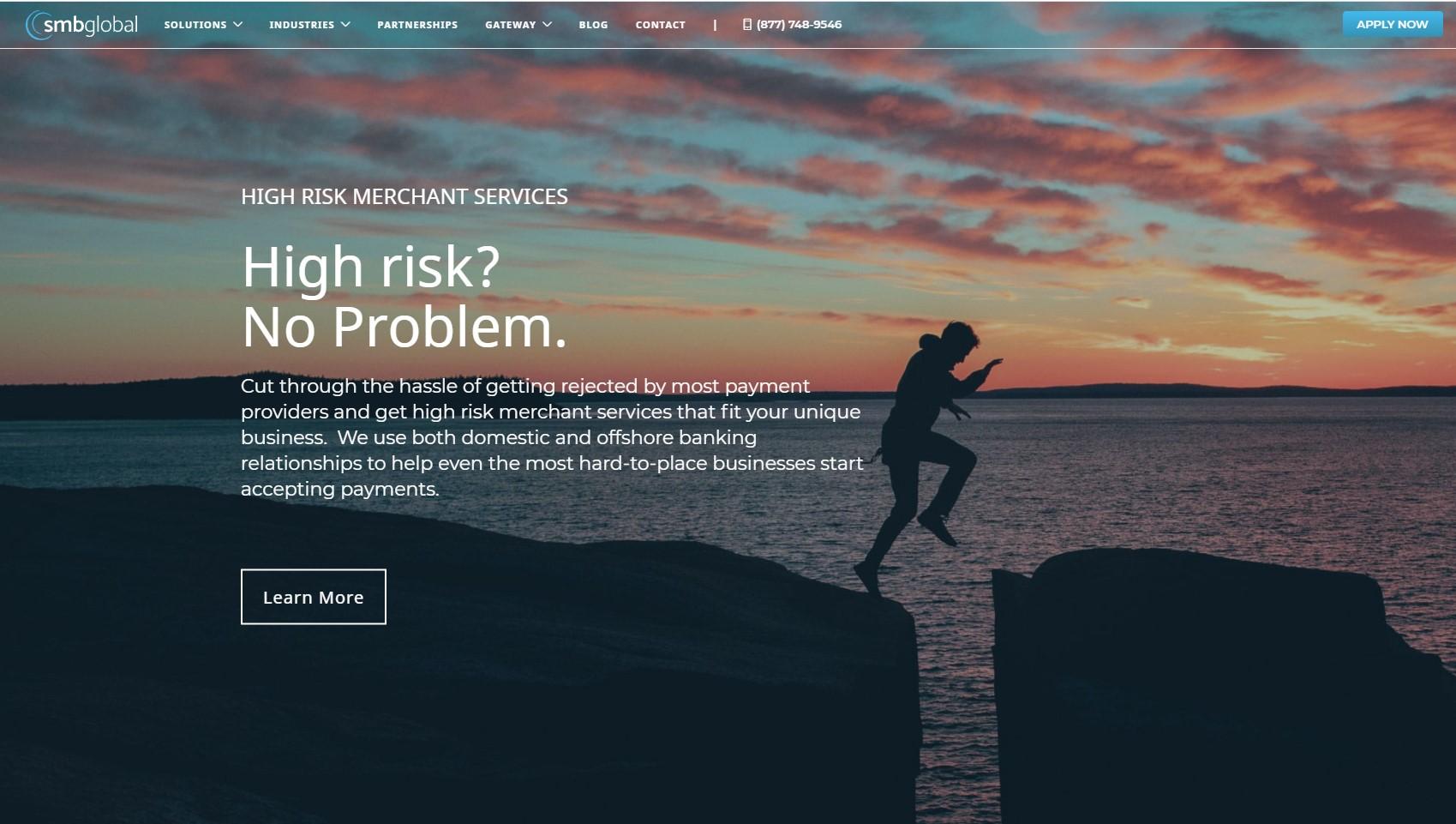 SMG Global High Risk Merchant Account Provider